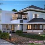 Beautiful Modern Villa Exterior Kerala Home Design