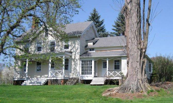 Beautiful Old Farmhouses Home Pinterest
