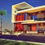 Beautiful Pakistani Kanal Modern Contemporary House Design