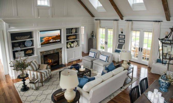 Beautiful Rooms Hgtv Dream Home