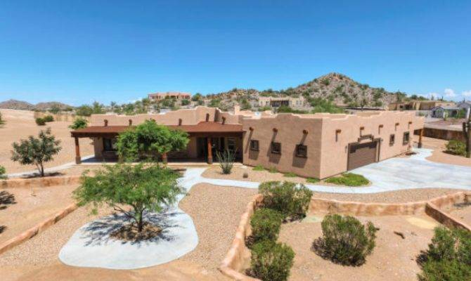 Beautiful Santa Style Home Queen Creek Arizona News