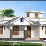 Beautiful Single Floor House Elevation Kerala