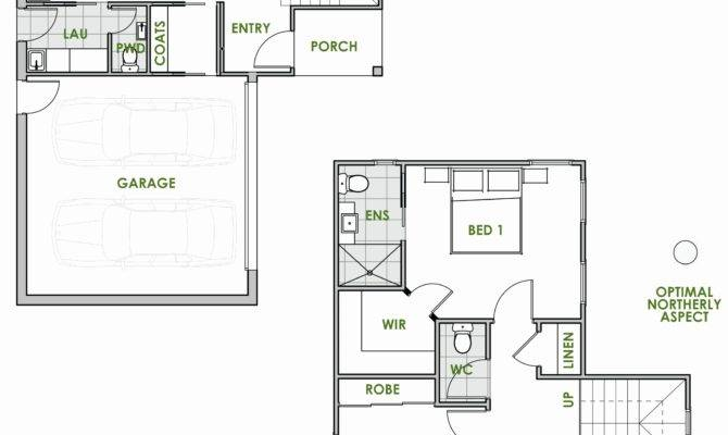 Beautiful Small Efficient House Plans Home Design
