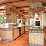 Beautiful Spanish Style Kitchens Design Ideas