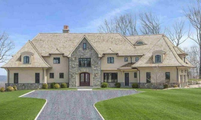 Beautiful Stone Stucco Homes Rich