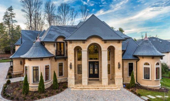 Beautiful Stone Stucco Mansion James Mcdonald