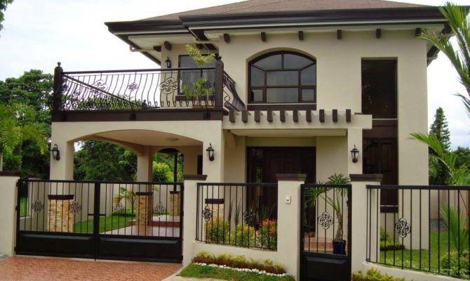 Beautiful Storey House Photos
