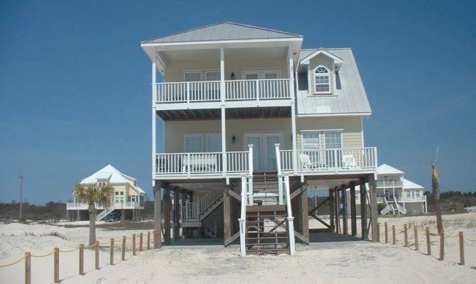 Beautiful Story Beach House Fort Morgan Vrbo
