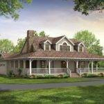 Beautiful Wraparound Porch