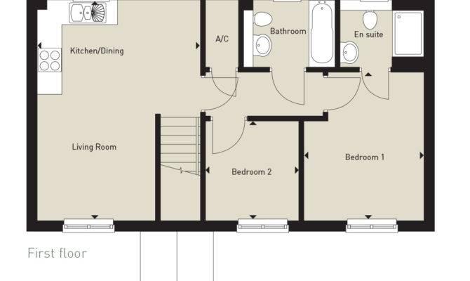 Bed Coach House Floor Plans
