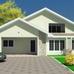 Bed Room Plan Ghana House Plans Ghanahouseplans Houses
