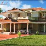 Bed Room Traditional Style House Design Architecture Kerala
