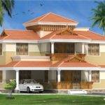 Bed Room Villa Feet Kerala Home Design Floor Plans