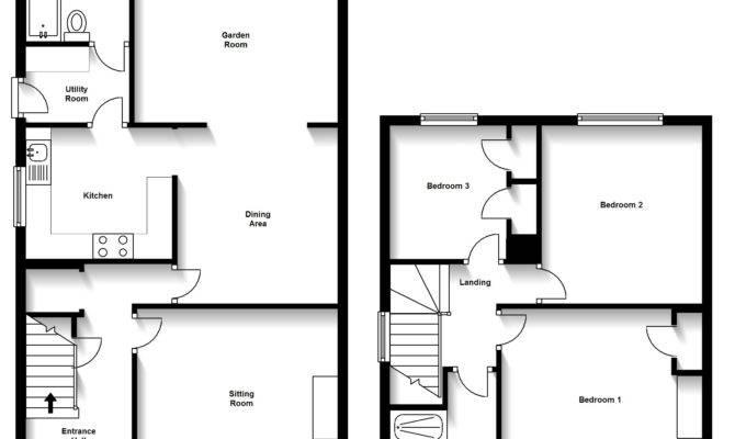 Bed Semi Detached House Sale Linden Grove