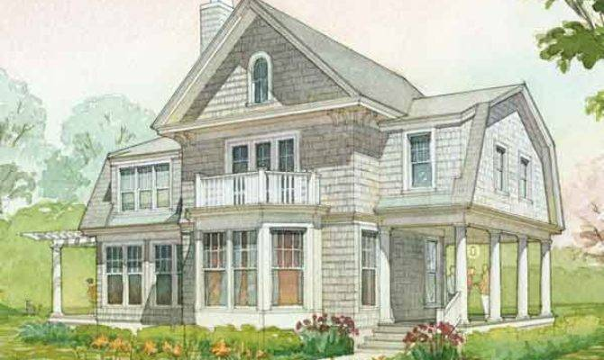 Bedford Cottage Living Southern House Plans