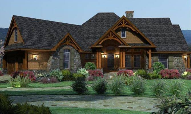 Bedrm Ranch House Plan