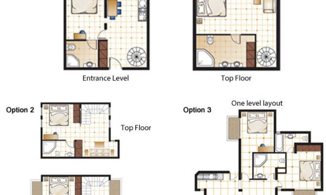 Bedroom Apartment Maisonette Plaza Spa Apartments