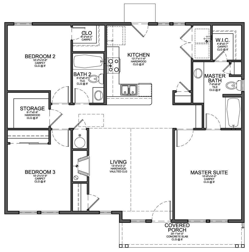 Bedroom Bathroom House Wiring Diagram