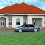 Bedroom Bungalow House Plans Nigeria Galleries Imagekb