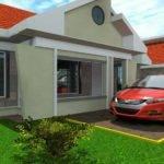 Bedroom Bungalows Sale Juja Houses