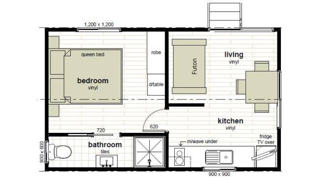 Bedroom Cabin Floor Plans Joy Studio Design