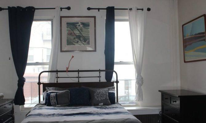 Bedroom Cozy Brooklyn Townhouse Greenwood Hudson Valley