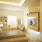 Bedroom Decorating Minimalist Small Apartment