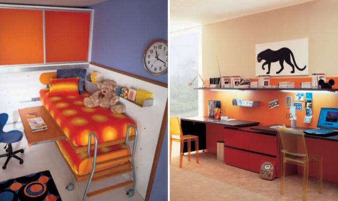Bedroom Design Two Kids Ideas Children Cool