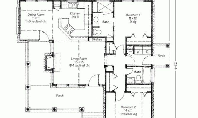 Bedroom Designs Contemporary Two House Plans Porch