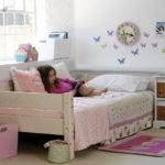 Bedroom Designs Magnificent Oak Wood Frame Simple Single Bed