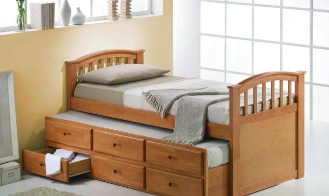 Bedroom Designs Single Bed Bunk