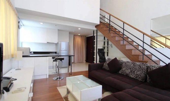 Bedroom Duplex Condo Rent Rajdamri