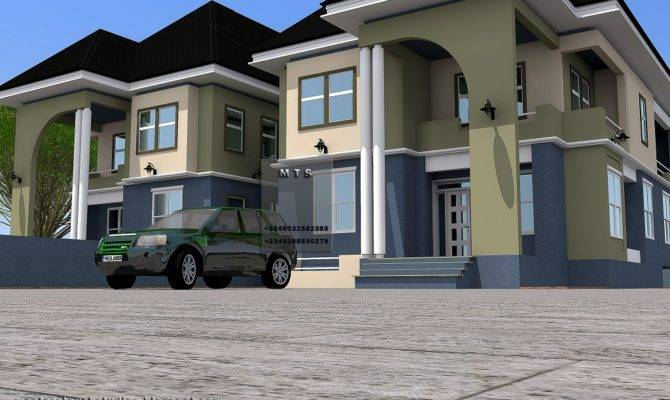 Bedroom Duplex Designs Plan Nigeria Joy Studio Design