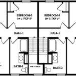 Bedroom Duplex Floor Plans Joy Studio Design Best