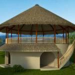 Bedroom Earthbag House Plans