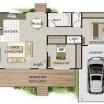 Bedroom Flat Floor Plan