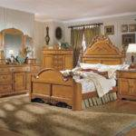 Bedroom Furniture Comparing Gothic Style Country