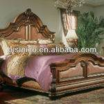 Bedroom Furniture Sets American Country Style Soild Wood