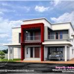 Bedroom Home Designed Shell Building Designers Thrissur Kerala