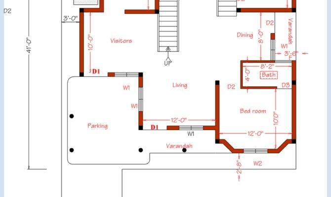 Bedroom Home Plan Elevation Kerala Design