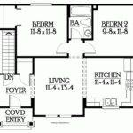 Bedroom Homes Eplans Craftsman House Plan Perfect Guest
