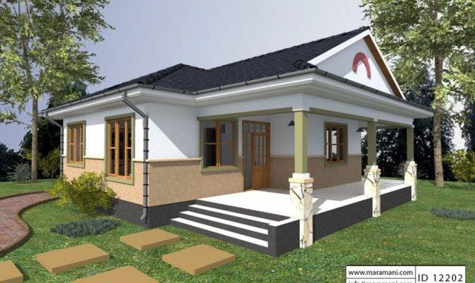 Bedroom House Plan Designs Maramani
