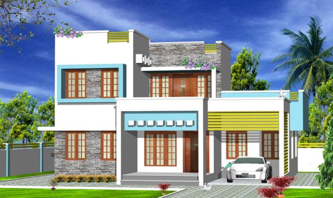 Bedroom House Plans Archives Kerala Model Home