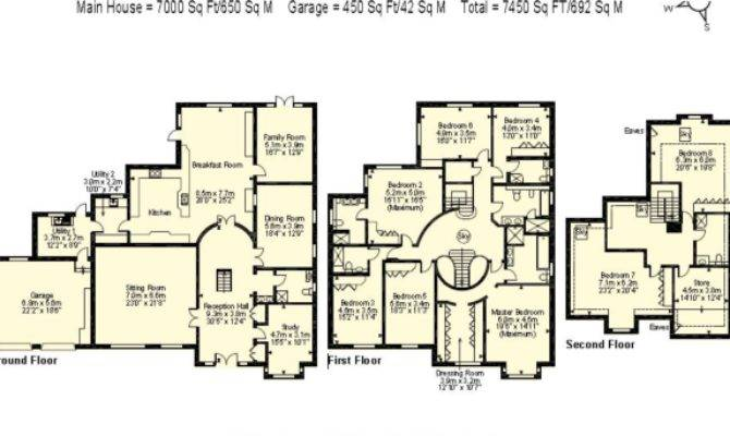 Bedroom House Plans European Plan Square