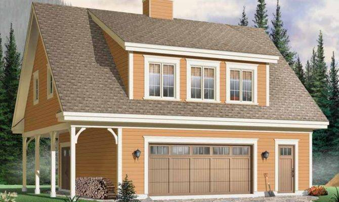 Bedroom House Plans Garage Apartments