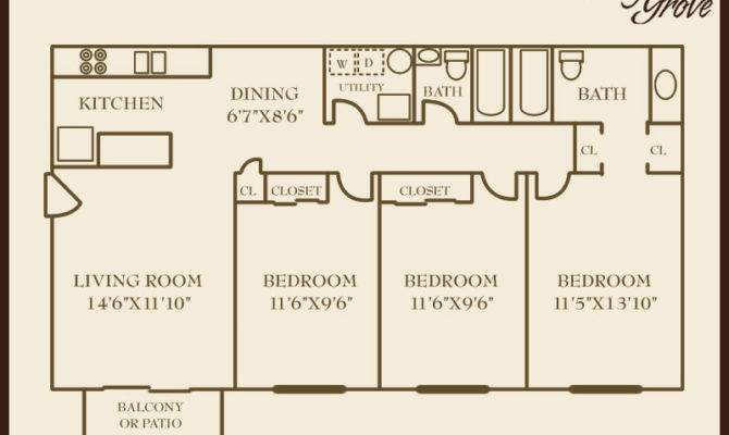 Bedroom House Plans Home Deco