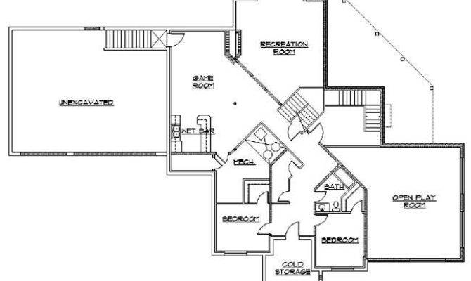 Bedroom House Plans Pages