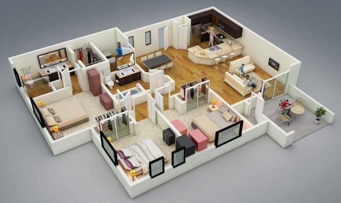 Bedroom House Plans Rasakno