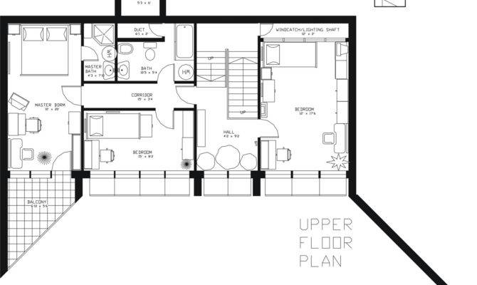 Bedroom House Plans Underground Home Deco