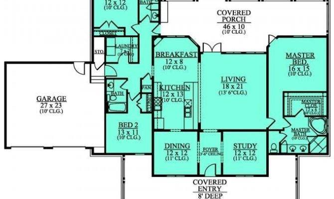 Bedroom House Plans Wrap Around Porch Best